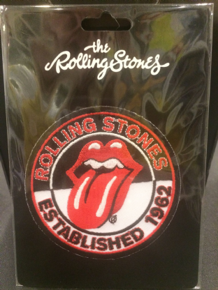 Rolling Stones Patch 2